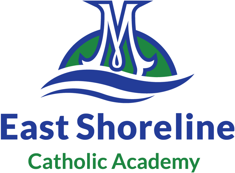 East Shoreline Catholic Academy Logo